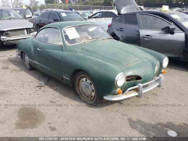 Picture of '68 Karmann Ghia - MYP3