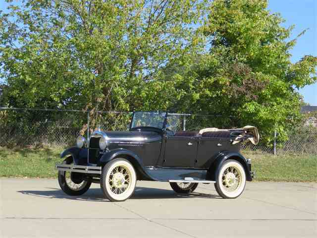 Picture of '29 Model A - MYPJ