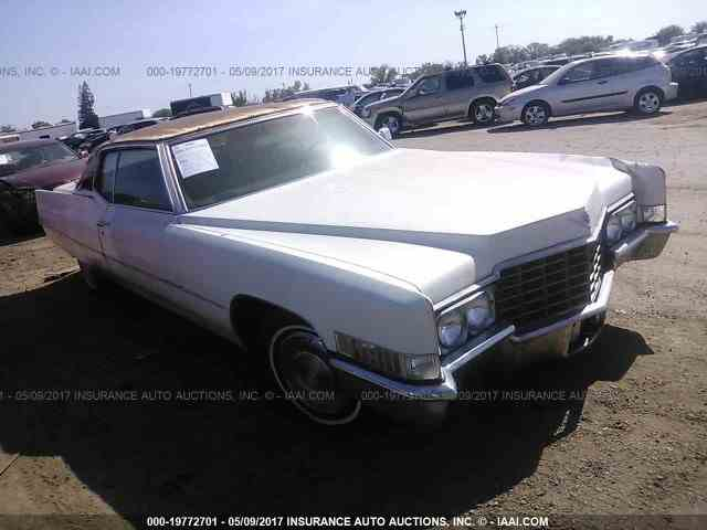 Picture of '69 Coupe DeVille - MYPS