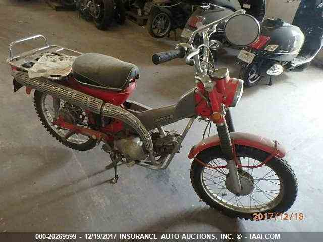 Picture of '69 Motorcycle - MYPV