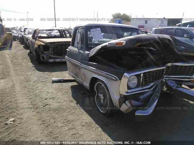 Picture of '70 F100 - MYQM