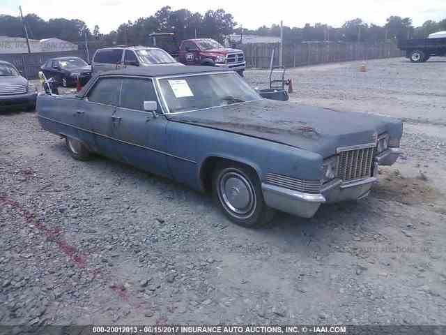 Picture of '70 DeVille - MYQO