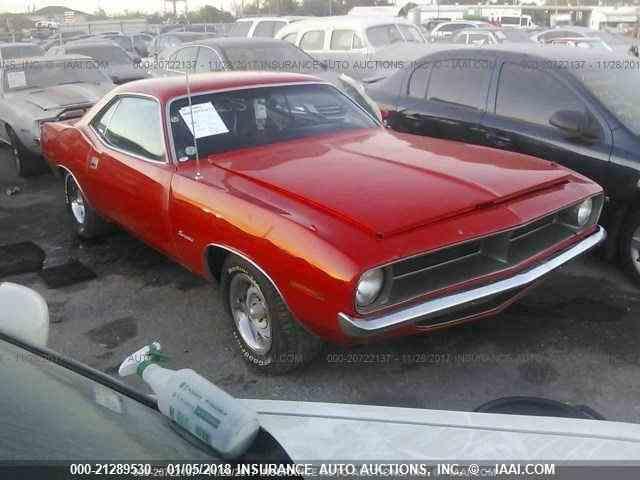 Picture of '70 Barracuda - MYQU