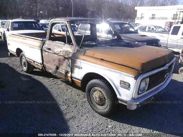 Picture of '72 Pickup - MYSQ