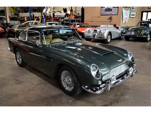 Picture of Classic '65 Aston Martin DB5 located in New York Offered by  - MYSR