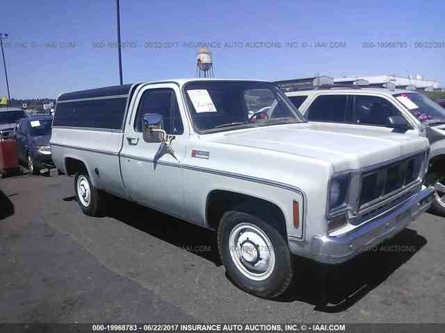 Picture of '73 Sierra - MYT6