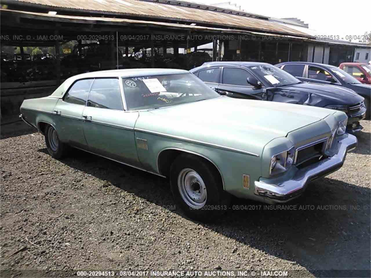 Large Picture of '73 Oldsmobile Delta 88 Auction Vehicle Offered by SCA.AUCTION - MYT8