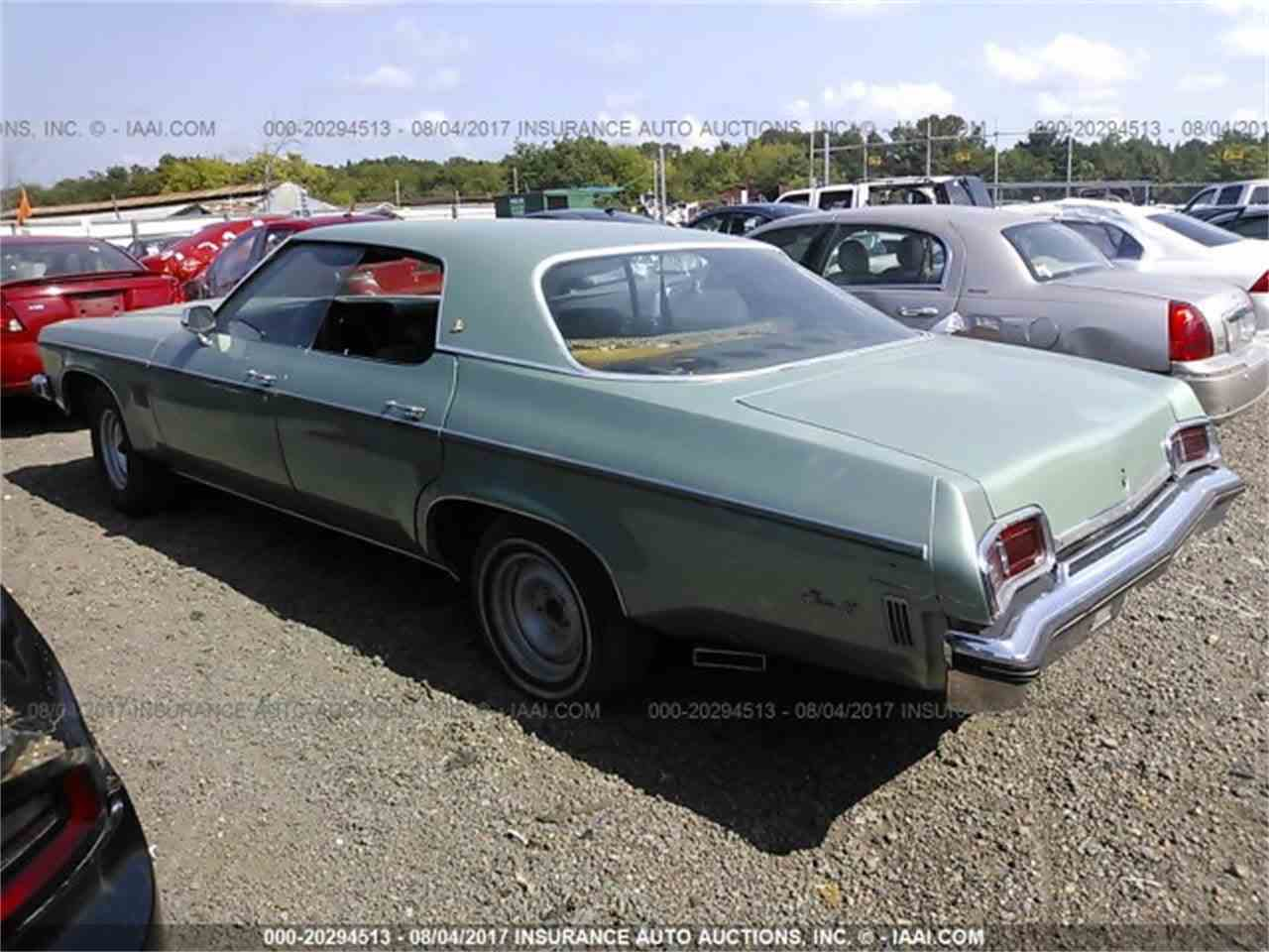 Large Picture of Classic '73 Oldsmobile Delta 88 located in Online Auction Online Auction Vehicle Offered by SCA.AUCTION - MYT8