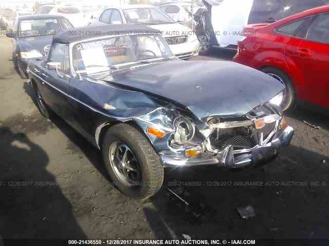 Picture of '73 MGB - MYTK