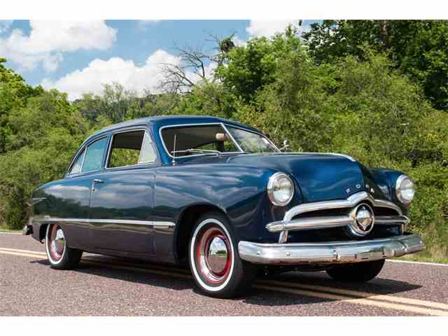 Picture of 1949 Ford Sedan - $13,900.00 Offered by  - MXQN