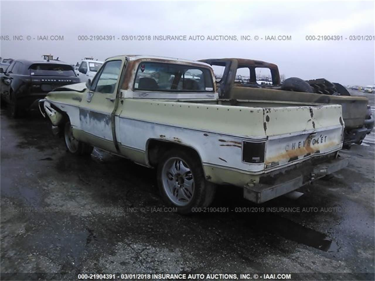 Large Picture of '74 Silverado - MYUO