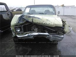 Picture of '74 Chevrolet Silverado Auction Vehicle Offered by SCA.AUCTION - MYUO