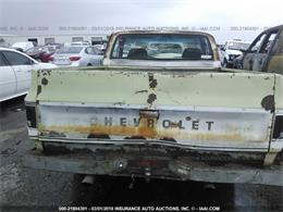 Picture of 1974 Chevrolet Silverado located in Online Auction Online Offered by SCA.AUCTION - MYUO