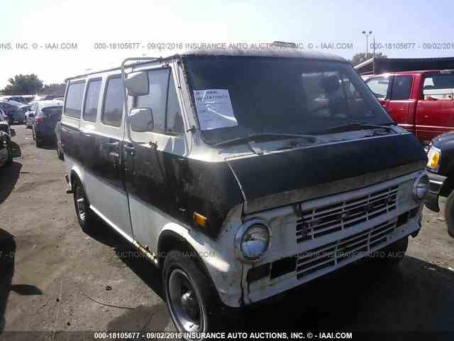 Picture of '75 Van - MYUS