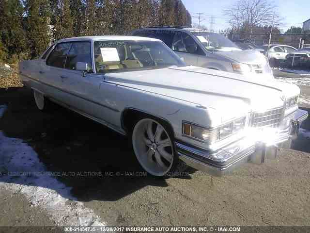 Picture of '76 DeVille - MYW1