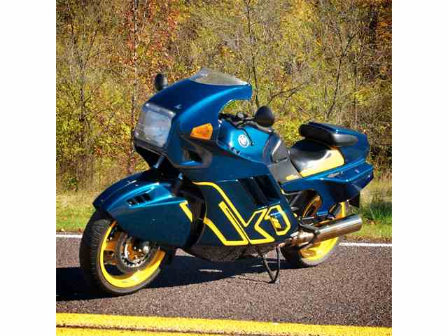 Picture of '90 BMW K1 - $13,900.00 Offered by MotoeXotica Classic Cars - MXQT