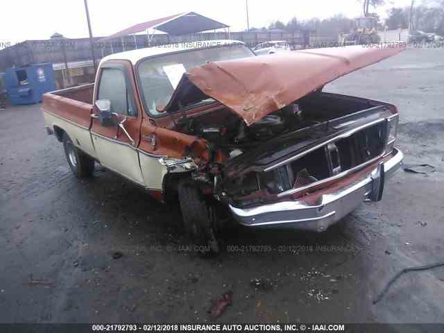 Picture of '76 C10 - MYW9