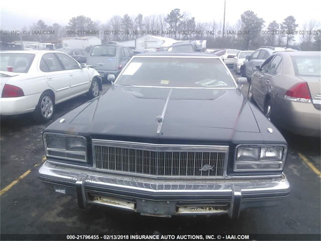 Large Picture of 1976 Buick Electra located in Online - MYWA