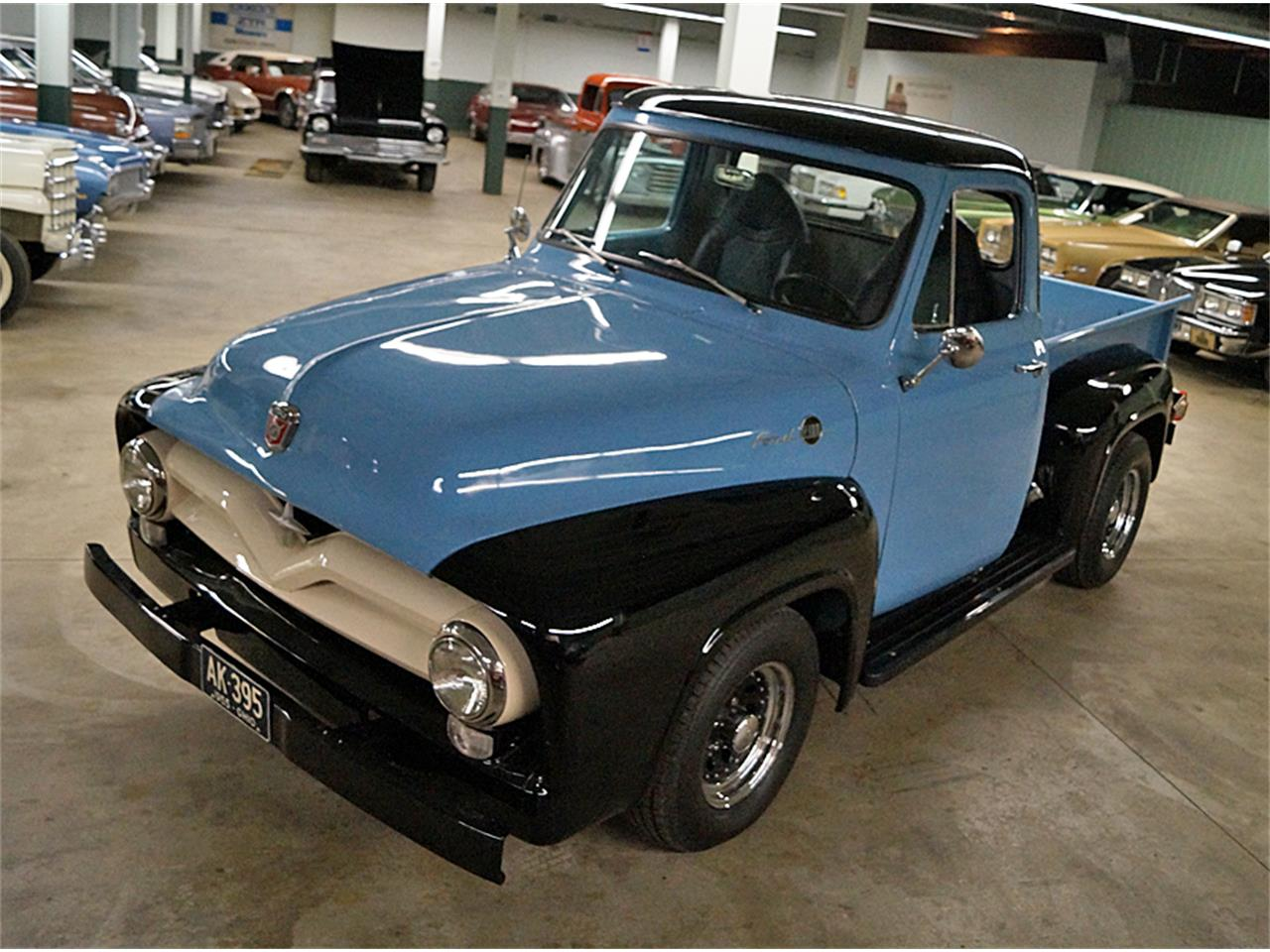 1955 Ford F100 For Sale Cc 1071679 Pick Up Large Picture Of 55 Mywv