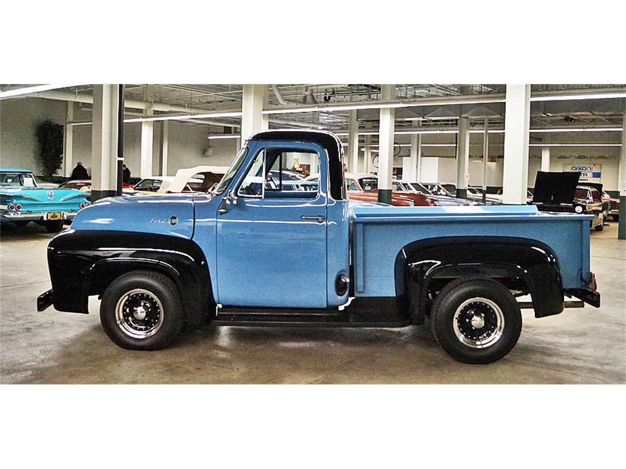 1955 Ford F100 For Sale Cc 1071679 Step Bed Large Picture Of 55 Mywv