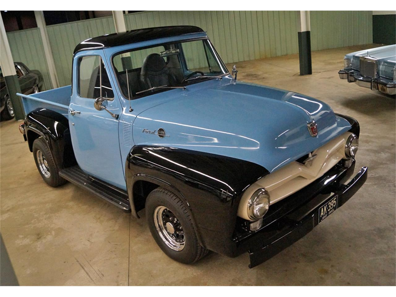 1955 Ford F100 For Sale Cc 1071679 1954 Tow Truck Large Picture Of 55 Mywv