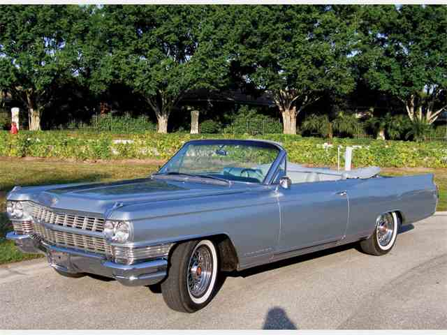 Picture of '64 Eldorado Biarritz - MXQW
