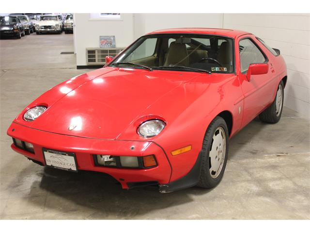 Picture of '86 Porsche 928S located in Ohio - $17,500.00 Offered by  - MYWZ