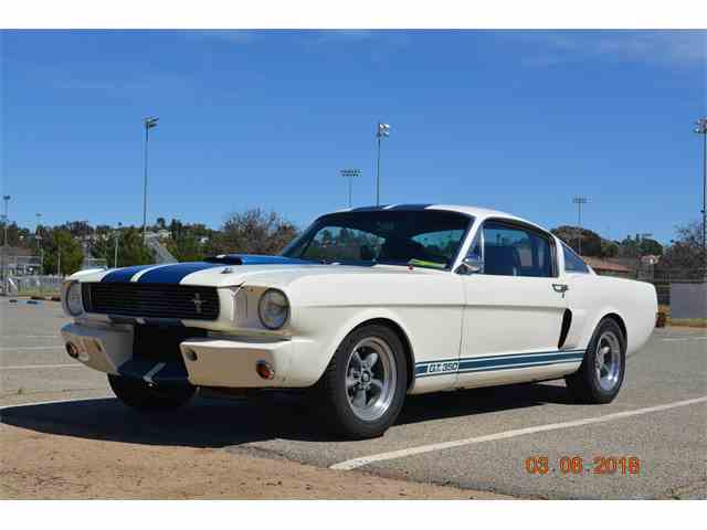 Picture of '66 GT350 - MYXA
