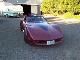 Picture of 1981 Corvette located in Helena  Montana Offered by a Private Seller - MYXB