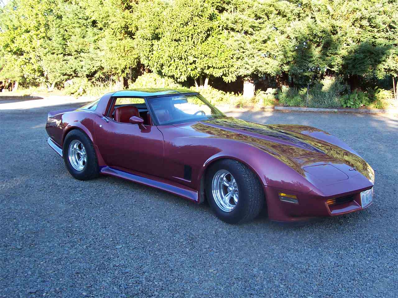 Large Picture of '81 Corvette - MYXB