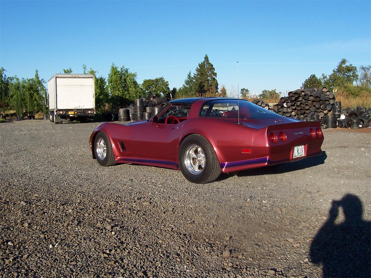 Large Picture of 1981 Chevrolet Corvette located in Montana - MYXB