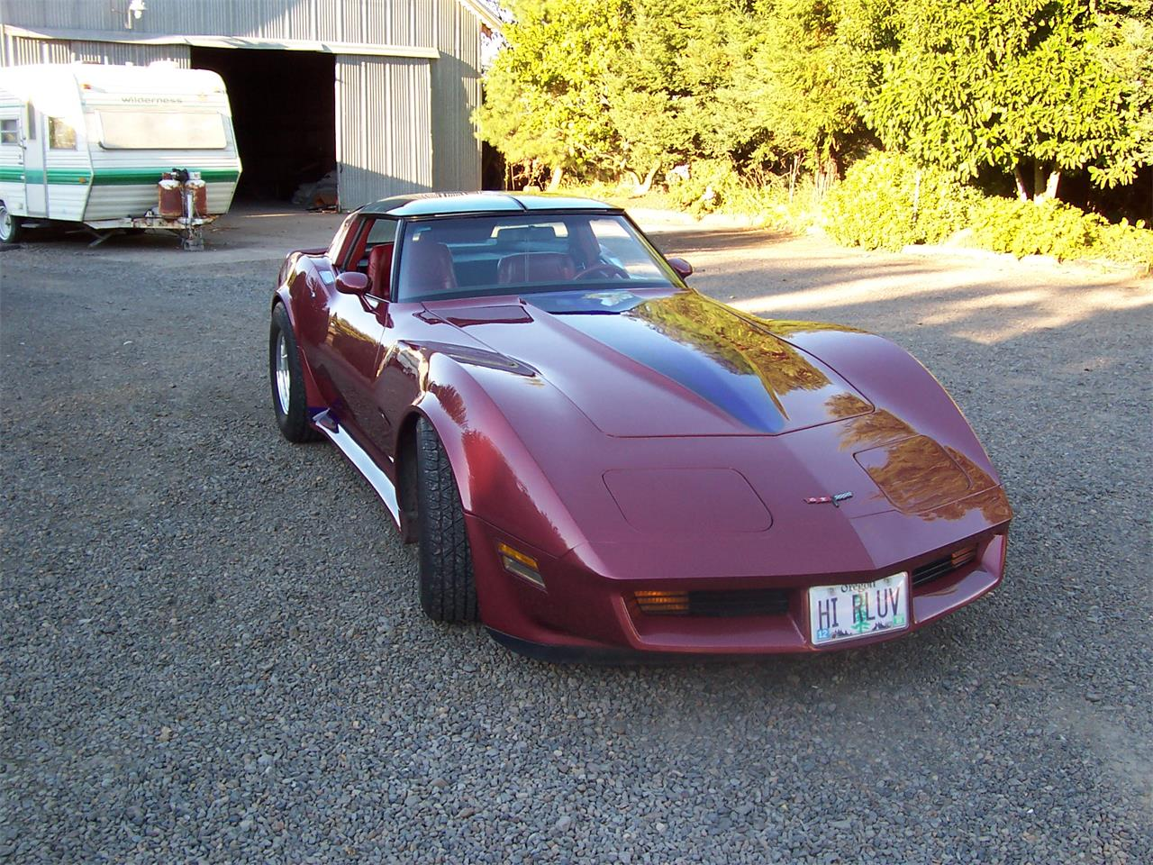 Large Picture of 1981 Corvette - MYXB