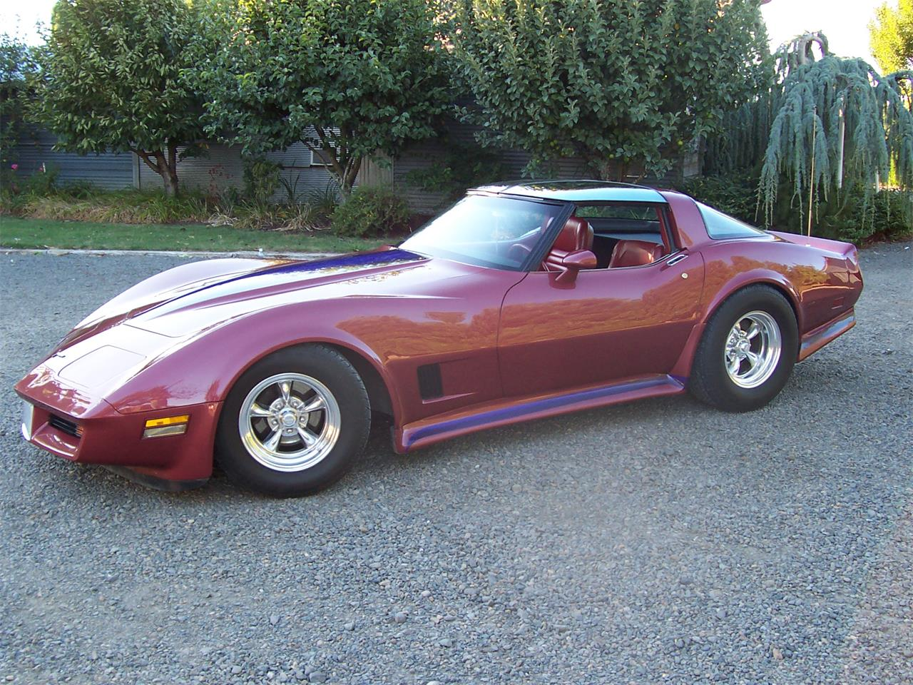 Large Picture of 1981 Chevrolet Corvette - MYXB
