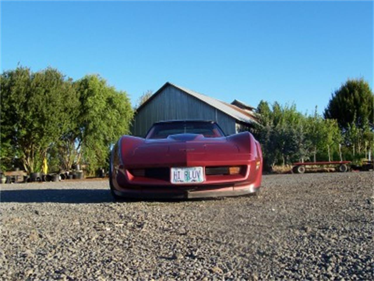 Large Picture of 1981 Corvette located in Montana - MYXB