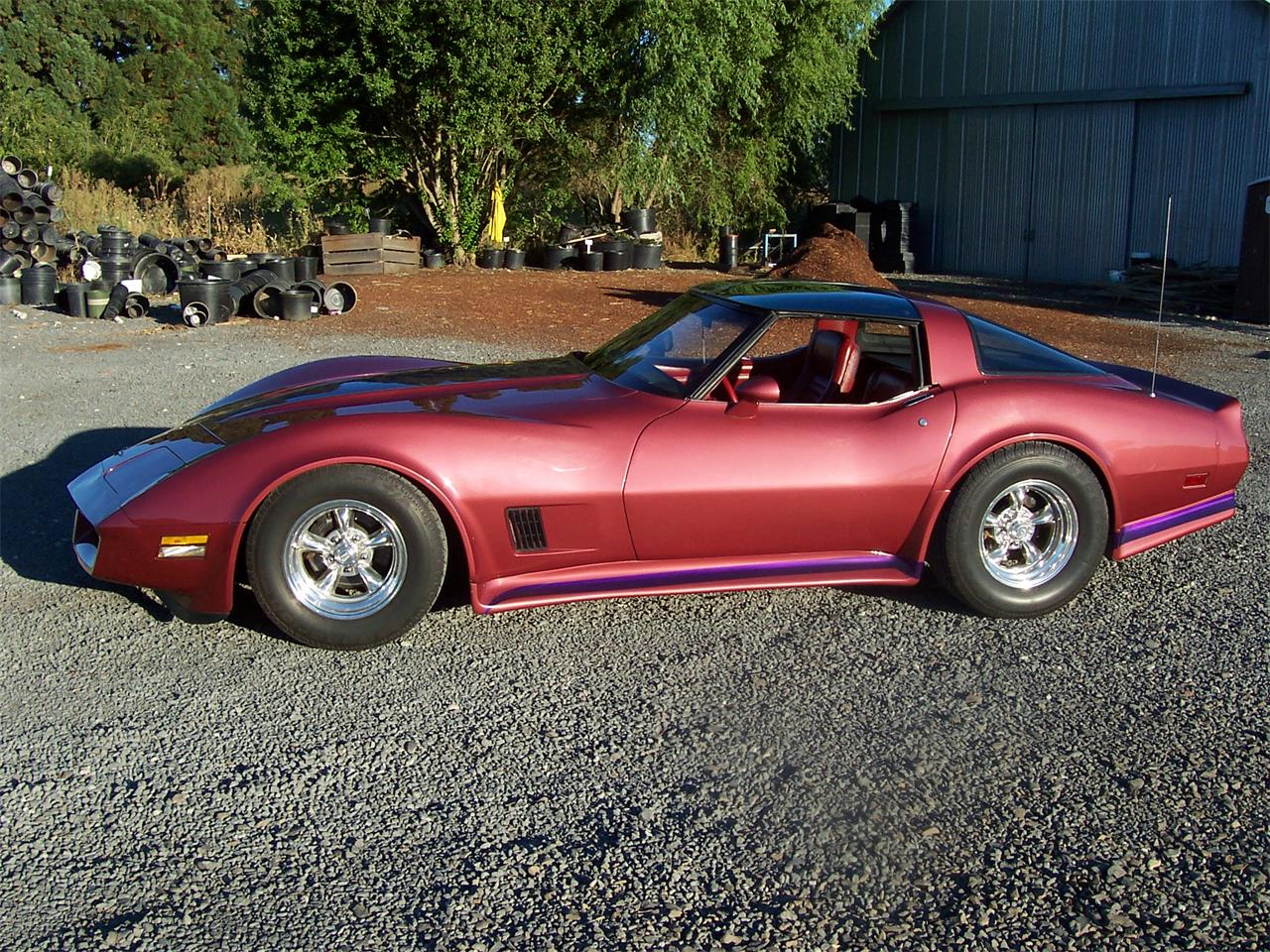 Large Picture of '81 Chevrolet Corvette - MYXB