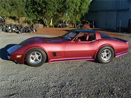 Picture of '81 Chevrolet Corvette located in Montana - $18,950.00 Offered by a Private Seller - MYXB