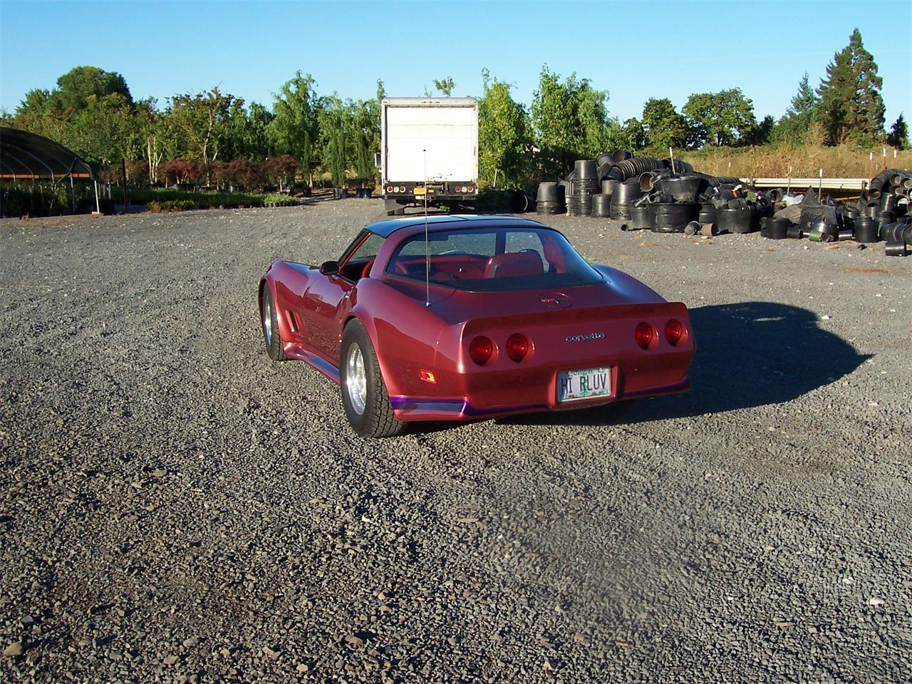Large Picture of '81 Corvette located in Montana Offered by a Private Seller - MYXB