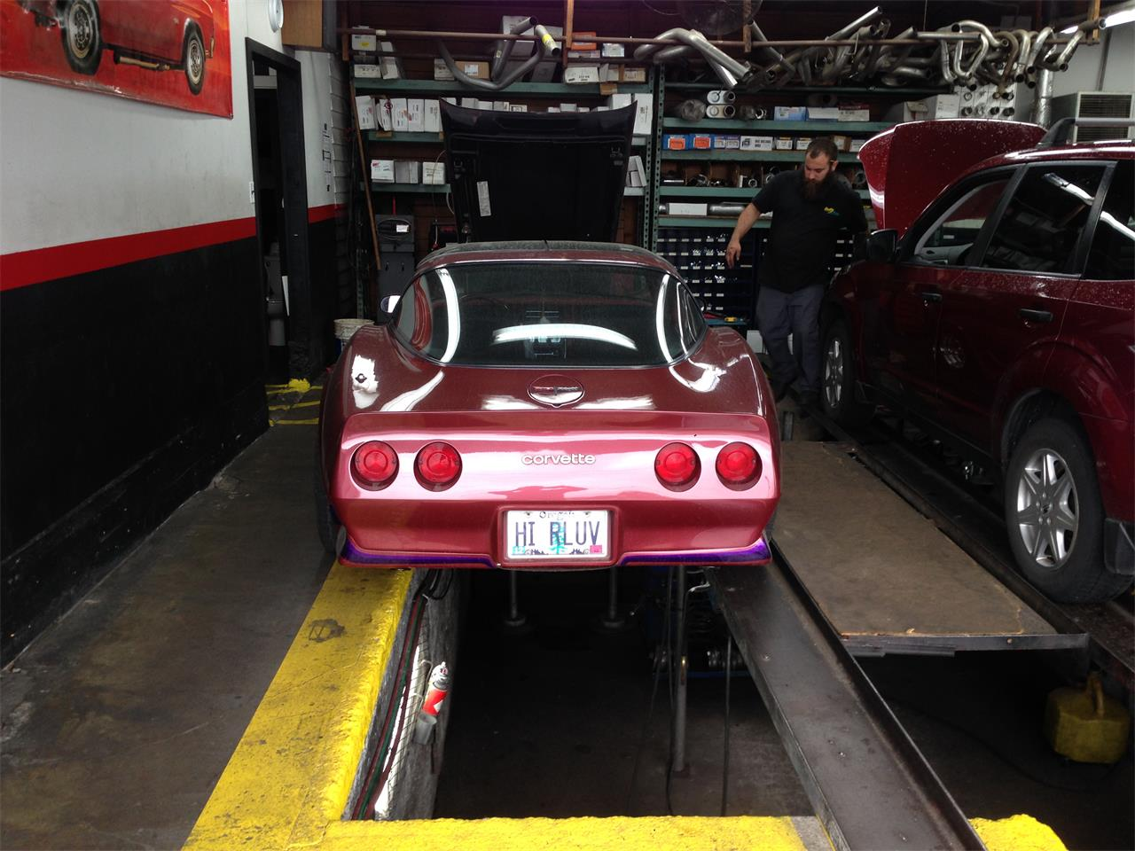 Large Picture of '81 Corvette located in Helena  Montana Offered by a Private Seller - MYXB