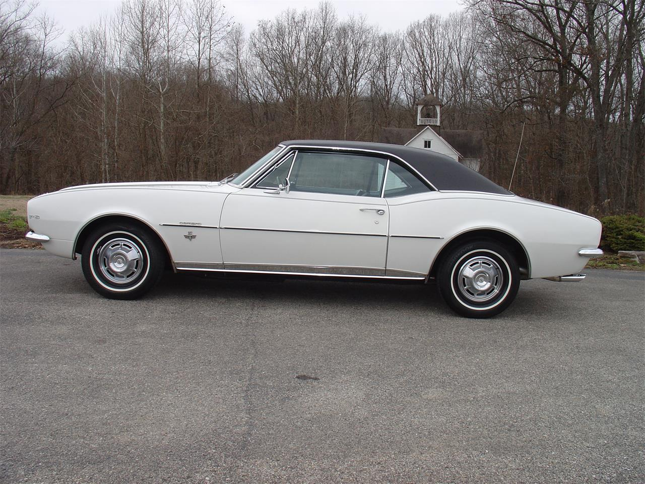 Large Picture of '67 Chevrolet Camaro RS located in SCIPIO Indiana - $28,500.00 - MYXG