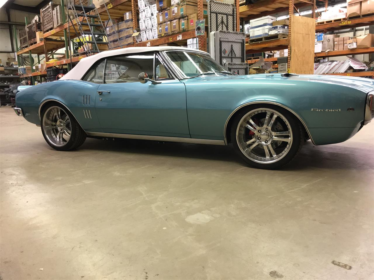 Large Picture of '67 Firebird - MYXI