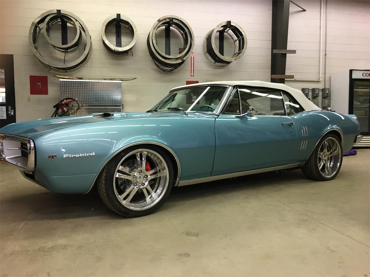 Large Picture of Classic '67 Firebird - $87,480.00 Offered by a Private Seller - MYXI