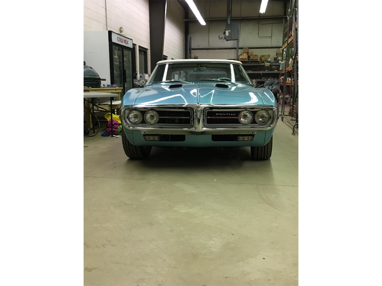 Large Picture of 1967 Firebird located in Bay Springs Mississippi - MYXI