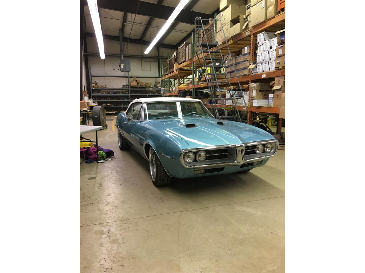 Large Picture of '67 Pontiac Firebird located in Mississippi - MYXI