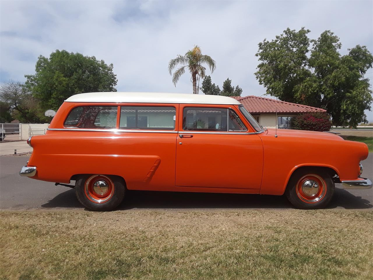 Large Picture of '52 Ranch Wagon - MYXM