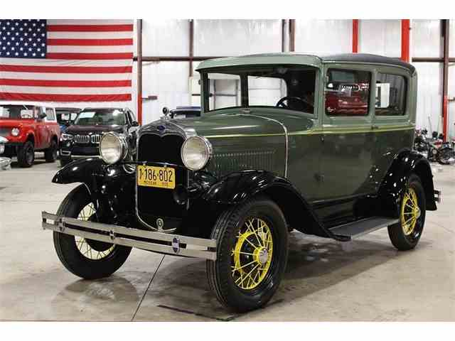Picture of '30 Model A - MYXR