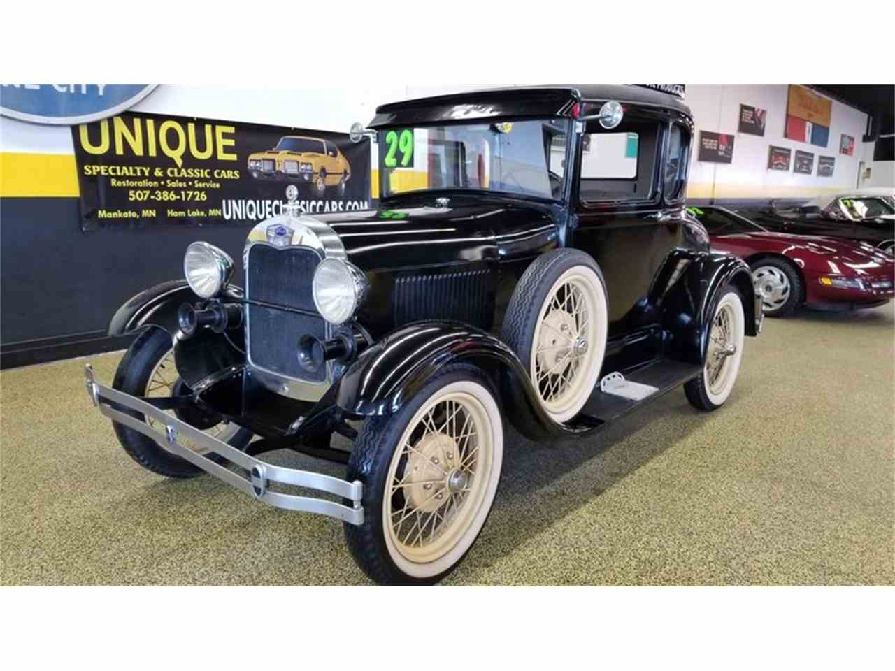Mankato Car Dealers >> 1929 Ford Model A Coupe w/Rumbleseat for Sale ...