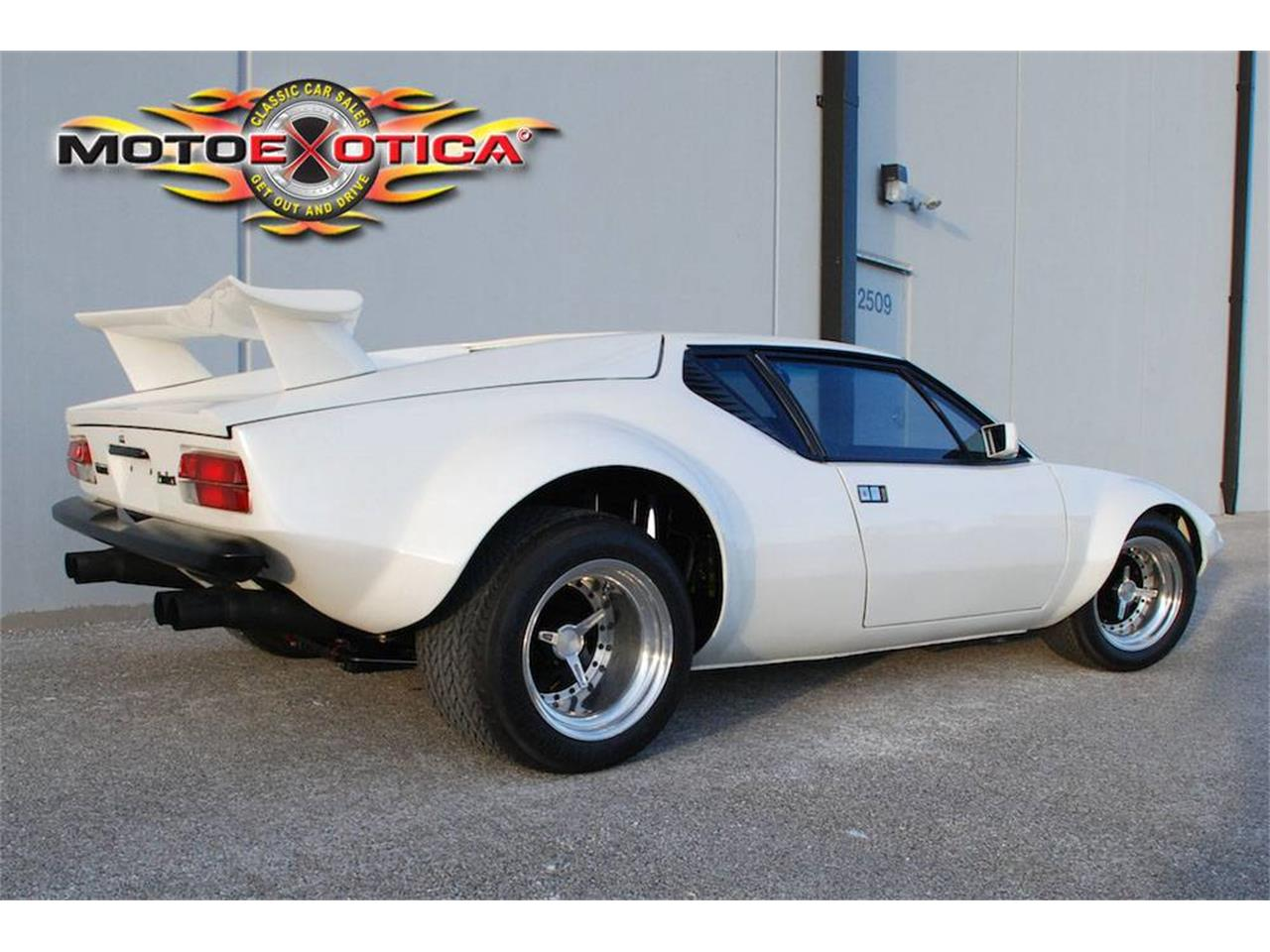Large Picture of Classic '73 De Tomaso Pantera located in St. Louis Missouri - $135,900.00 - MXR2