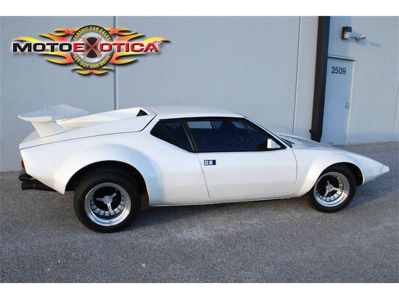 Large Picture of Classic 1973 De Tomaso Pantera located in Missouri - $135,900.00 Offered by MotoeXotica Classic Cars - MXR2