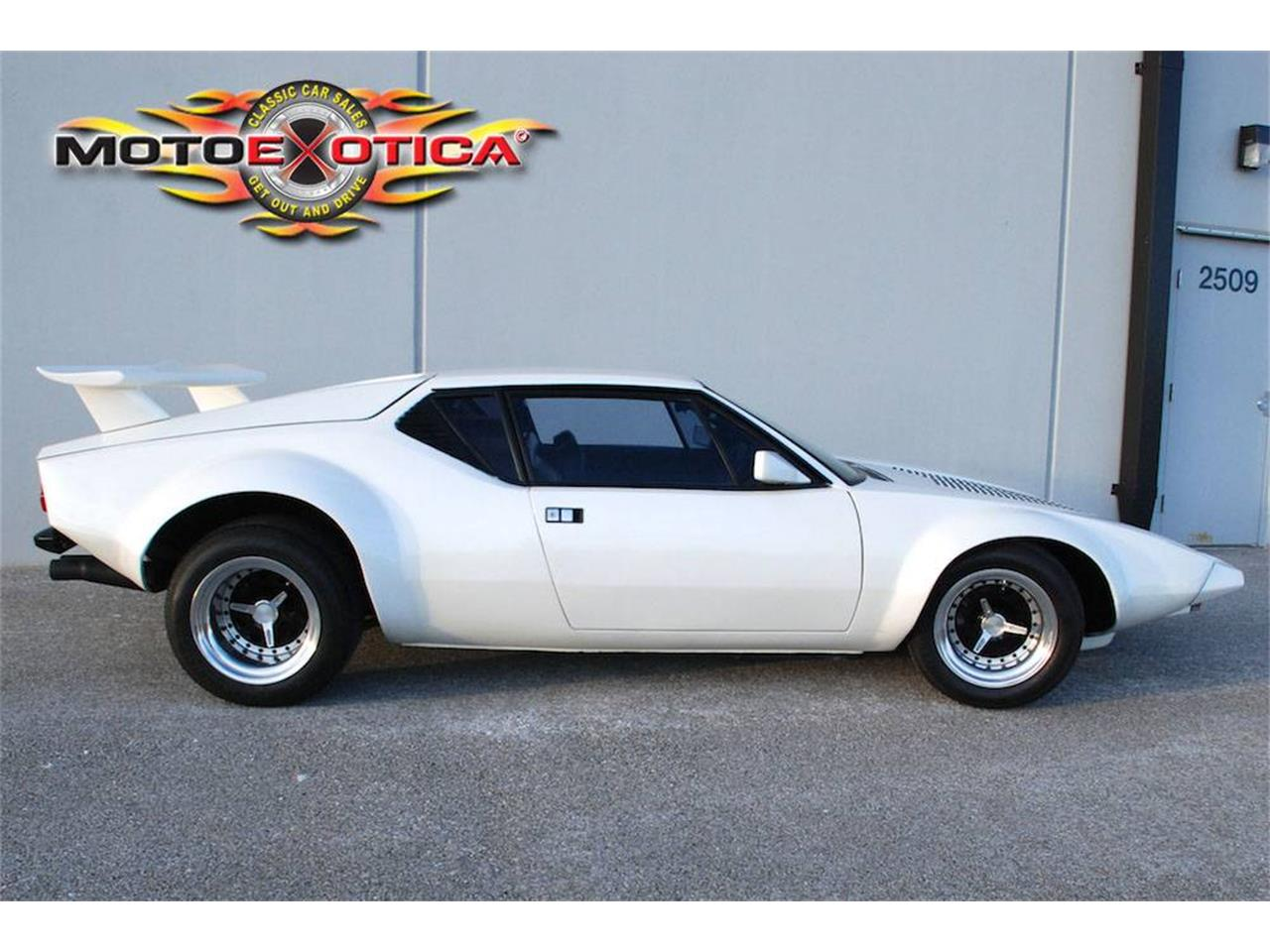 Large Picture of 1973 De Tomaso Pantera located in St. Louis Missouri - $135,900.00 Offered by MotoeXotica Classic Cars - MXR2