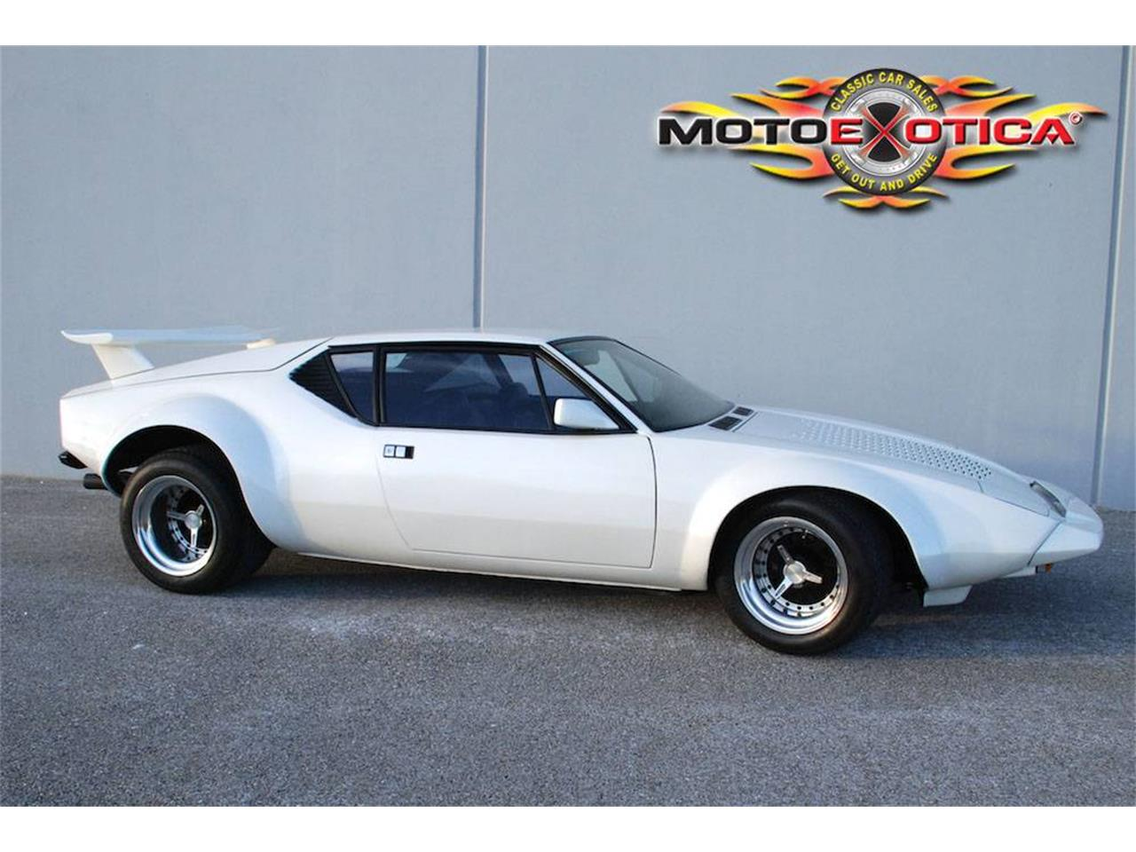 Large Picture of Classic 1973 Pantera Offered by MotoeXotica Classic Cars - MXR2